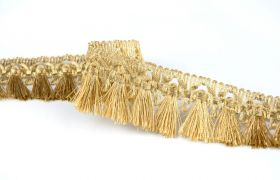 FRĘDZLE METAL DECORATIVE FRINGE 383020 010